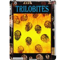 Trilobites iPad Case/Skin
