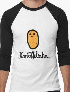 Kartöffelschn Men's Baseball ¾ T-Shirt