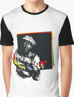 MHD Afro trap french rapper MATUIDI CHARO Graphic T-Shirt