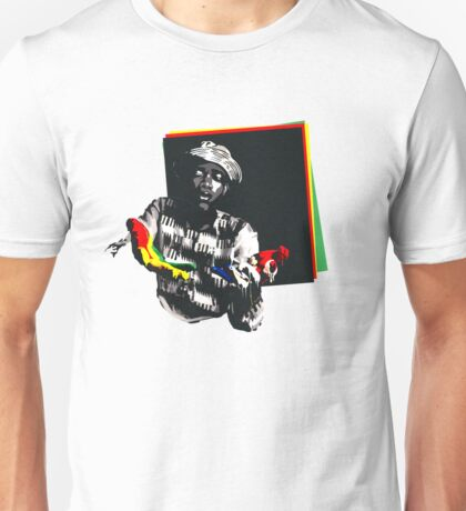 MHD Afro trap french rapper MATUIDI CHARO Unisex T-Shirt