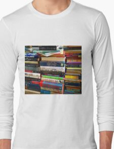 More Books  Long Sleeve T-Shirt
