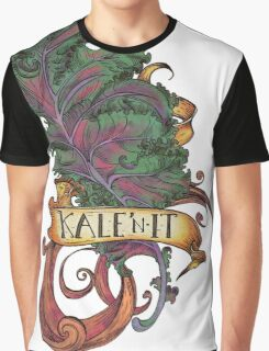 Kale 'N It Graphic T-Shirt