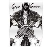 Gungrave Poster