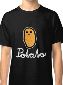 Potato (White) Classic T-Shirt