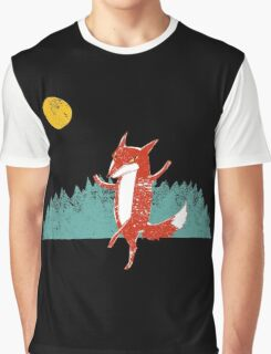 Fox dance  Graphic T-Shirt