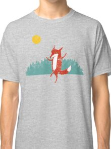 Fox dance  Classic T-Shirt