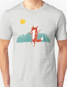 Fox dance  T-Shirt