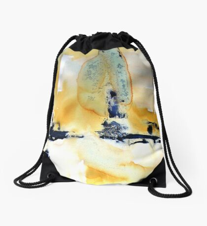 Landscape with Argonauts 027 Drawstring Bag