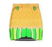 Citrus Mermaid Mini Skirt
