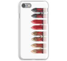 My Louboutin Collection : Black Spiked Leopard Red Nude iPhone Case/Skin
