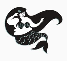 Mermaid Queen One Piece - Short Sleeve