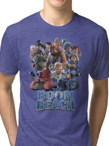 bball Tri-blend T-Shirt