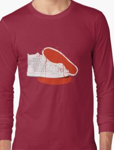 Louboutin mens sneakers with blood and spatters T-Shirt