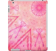 Hot Pink Mandala 1 iPad Case/Skin