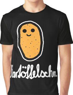 Kartöffelschn (Weiß) Graphic T-Shirt