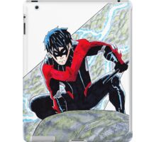 Nightwing iPad Case/Skin