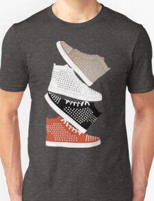Louboutin mens sneakers in colors T-Shirt