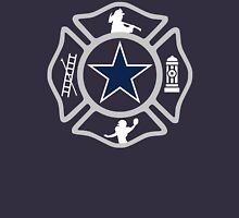 Dallas Fire - Cowboys Style Unisex T-Shirt