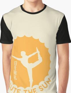 Sun Salutation Graphic T-Shirt