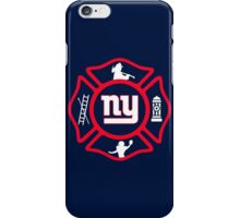 FDNY - Giants Style iPhone Case/Skin