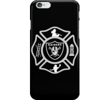 Oakland Fire - Raiders Style iPhone Case/Skin
