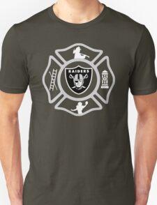 Oakland Fire - Raiders Style T-Shirt