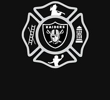 Oakland Fire - Raiders Style Unisex T-Shirt