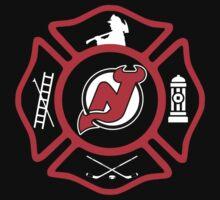 Newark Fire - Devils Style Kids Tee