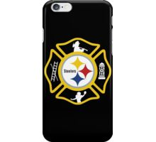 Pittsburgh Fire - Steelers Style iPhone Case/Skin