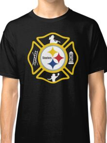 Pittsburgh Fire - Steelers Style Classic T-Shirt