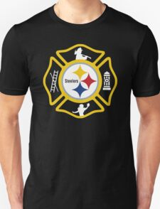 Pittsburgh Fire - Steelers Style T-Shirt