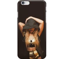 Dinah Jane (brown background)  iPhone Case/Skin
