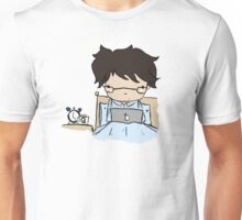 Q In Pyjamas (without text) Unisex T-Shirt