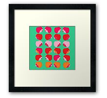 Sweetheads Framed Print