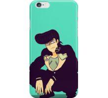 Josuke Rohan iPhone Case/Skin
