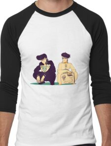 Josuke Rohan Men's Baseball ¾ T-Shirt