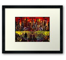 TH124 Framed Print