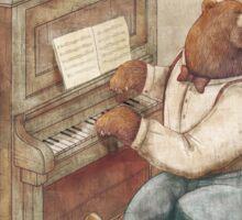 The Pianist Sticker