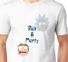 Rick and Morty Fan art Unisex T-Shirt