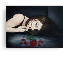 Fallen Canvas Print