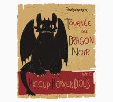 Le Dragon Noir One Piece - Long Sleeve