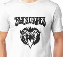 the black crowes logo white 2016 Unisex T-Shirt