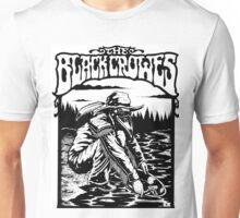 the black crowes gagak white 2016 Unisex T-Shirt
