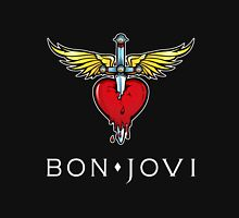 bon jovi logo heart 2016 Unisex T-Shirt