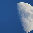 Half Moon April 14 2016 by MaeBelle