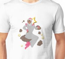 Star Girl with Antenna Unisex T-Shirt