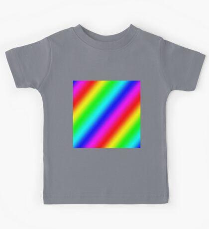Mirror Rainbow Kids Tee