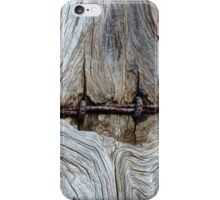 Tree Surgery iPhone Case/Skin