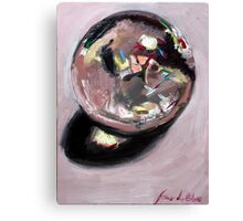 crystal ball Canvas Print
