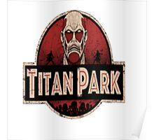 Titan Park Poster